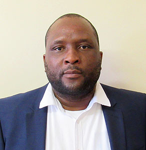 Mr Thabani Fakude - Manager - Project Management Unit