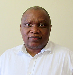 Mr Thulasizwe Nkosi - Chief Finance Officer