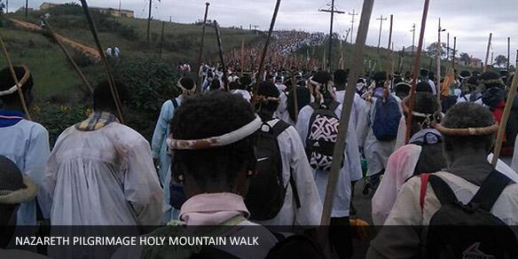 Nazareth Pilgrimage Holy Mountain Walk