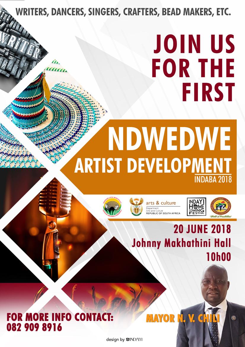 NdwedweArtistDevelopment-Po
